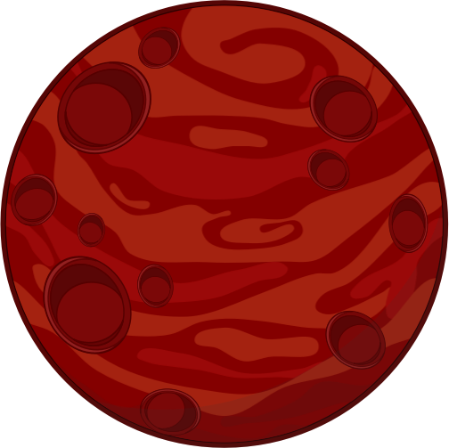 Planets clip art  2