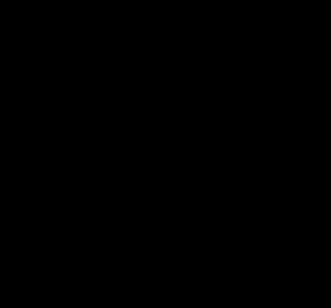 Black and white swirl clipart