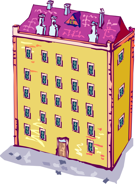 Building clipart 2