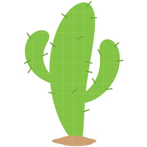Cactus clip art 2