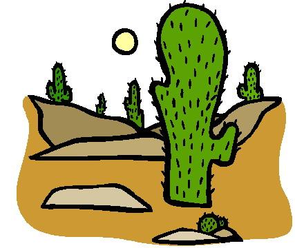 Cactus clip art 3