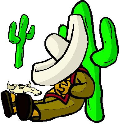 Cactus clip art 4
