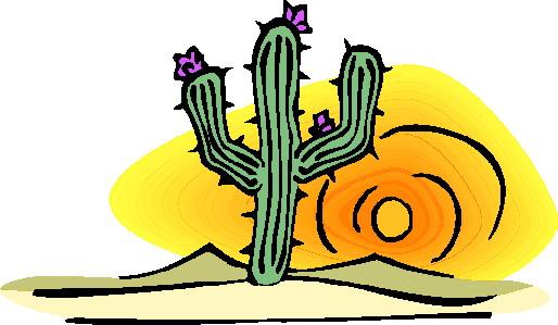 Cactus clip art 5