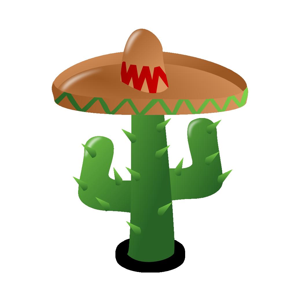 Cactus clip art 9