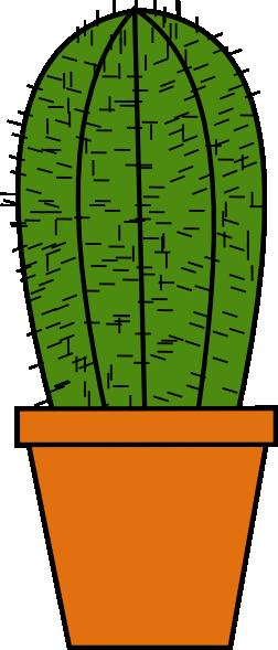 Cactus clip art at vector clip art 2