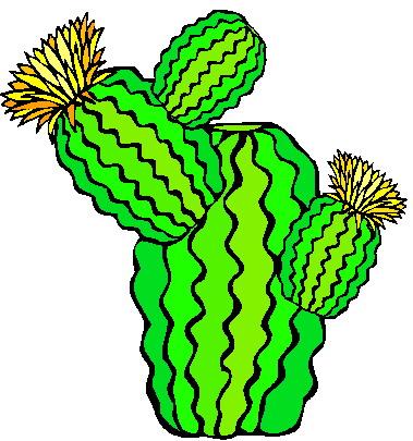Clip art clip art cactus 2