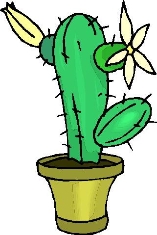 Clip art clip art cactus 5