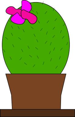 Free cactus clipart public domain plant clip art images and 3