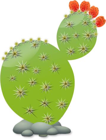 Free cactus clipart public domain plant clip art images and