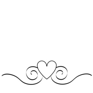 Pictures black and white swirls clip art 2