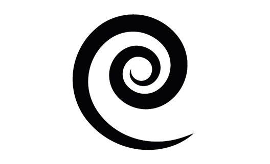 Swirl clip art 2