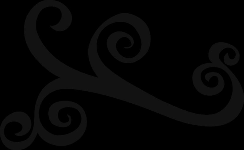 Swirl clip art 4
