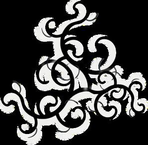 Swirls clip art at vector clip art