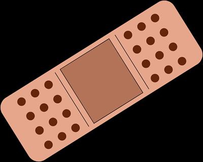 Bandaid clip art clipart