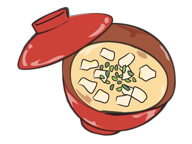 Miso soup clip art images download