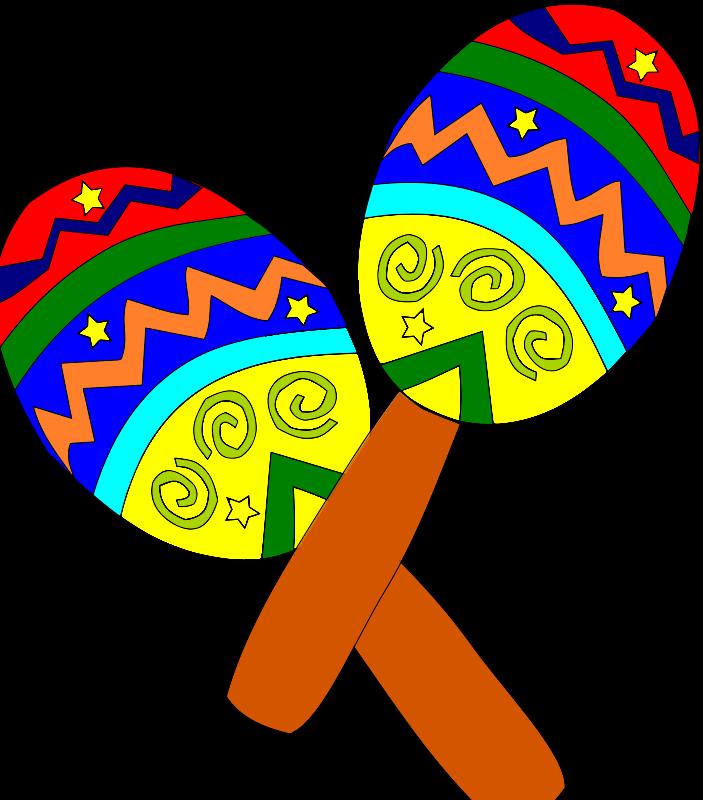 Pic mexican clip art