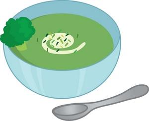 Soup clip art clipart