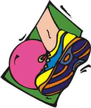 Kickball clip art clipart