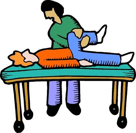 Massage clip art 3
