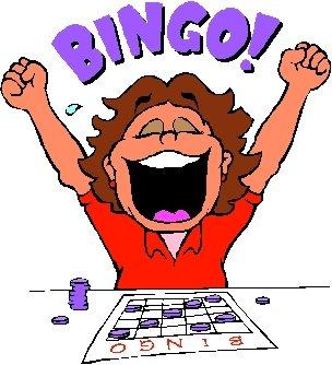 Pic bingo winner clip art 2
