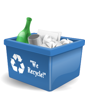 Recycle recycling clip art free clipart