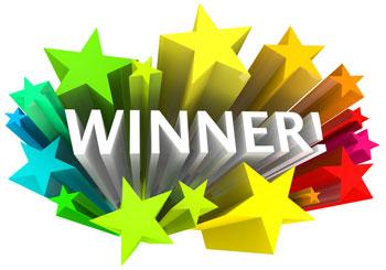 Winner clipart 2
