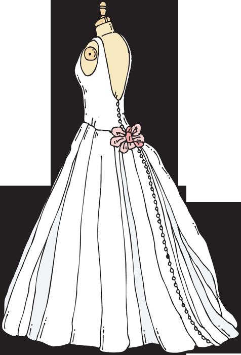 Bridal bride clipart clipart 2