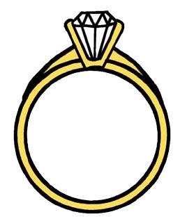 Bridal clips ahoy free wedding clip art
