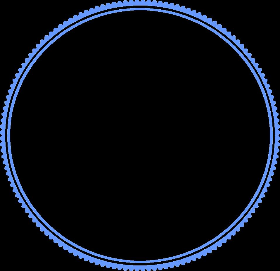 Circle frame clip art 5 6