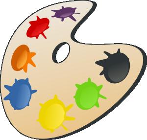 Clip art for art clipart
