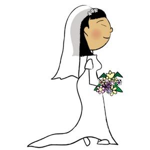 Free bridal clip art clipart