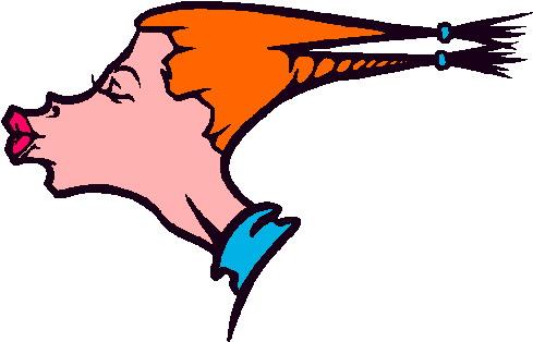 Kisses kissing clip art