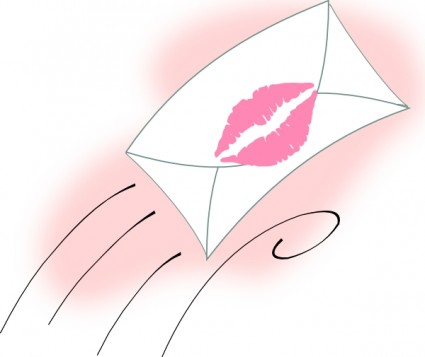 Kisses the kiss clip art free vector in open office drawing svg svg