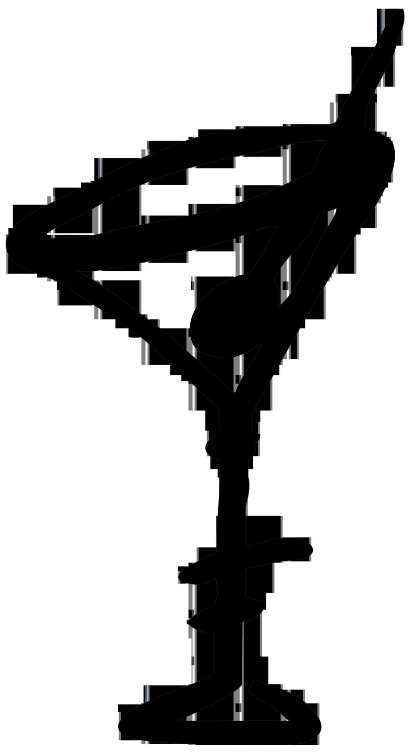 Martini glass cocktail glass clip art vector clip art free image ...
