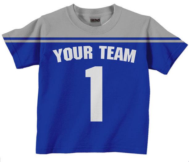 Boys sb football jersey shirt boy clip art