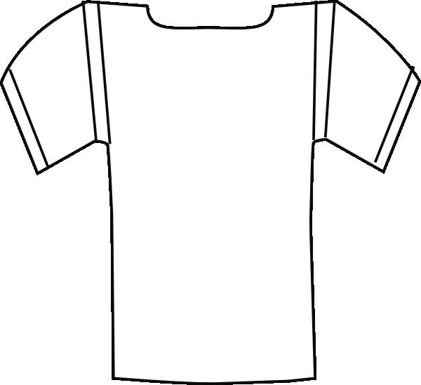 Football jersey clip art clipart