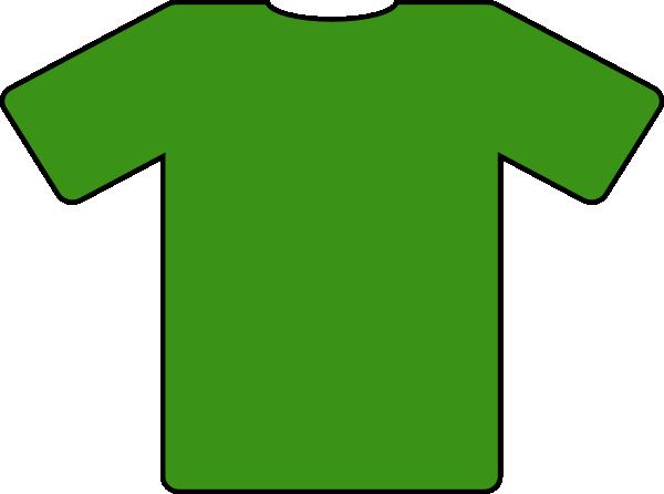 Football jersey green jersey clip art at vector clip art