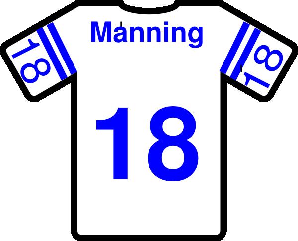 Football jersey jersey clip art at vector clip art