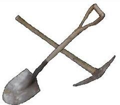 Free shovel clipart