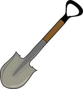 Shovel clip art