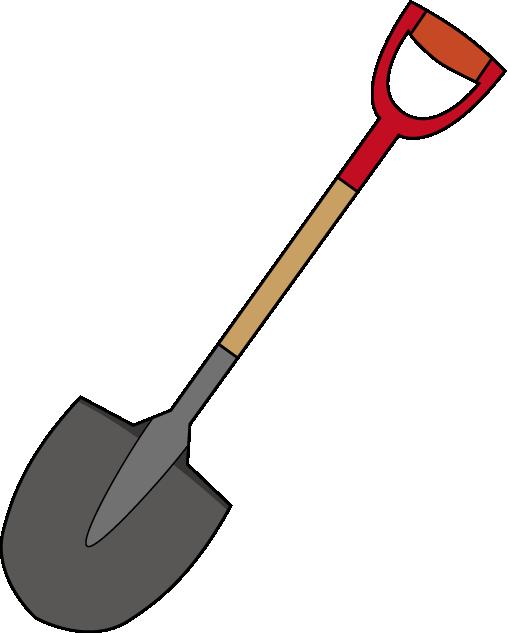 Shovel pictures clipart