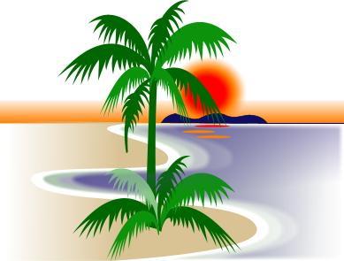 Brigitte vector art free clipart florida palms nature coast 2