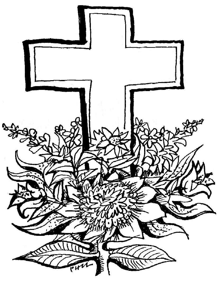 Faith catholic symbols clipart