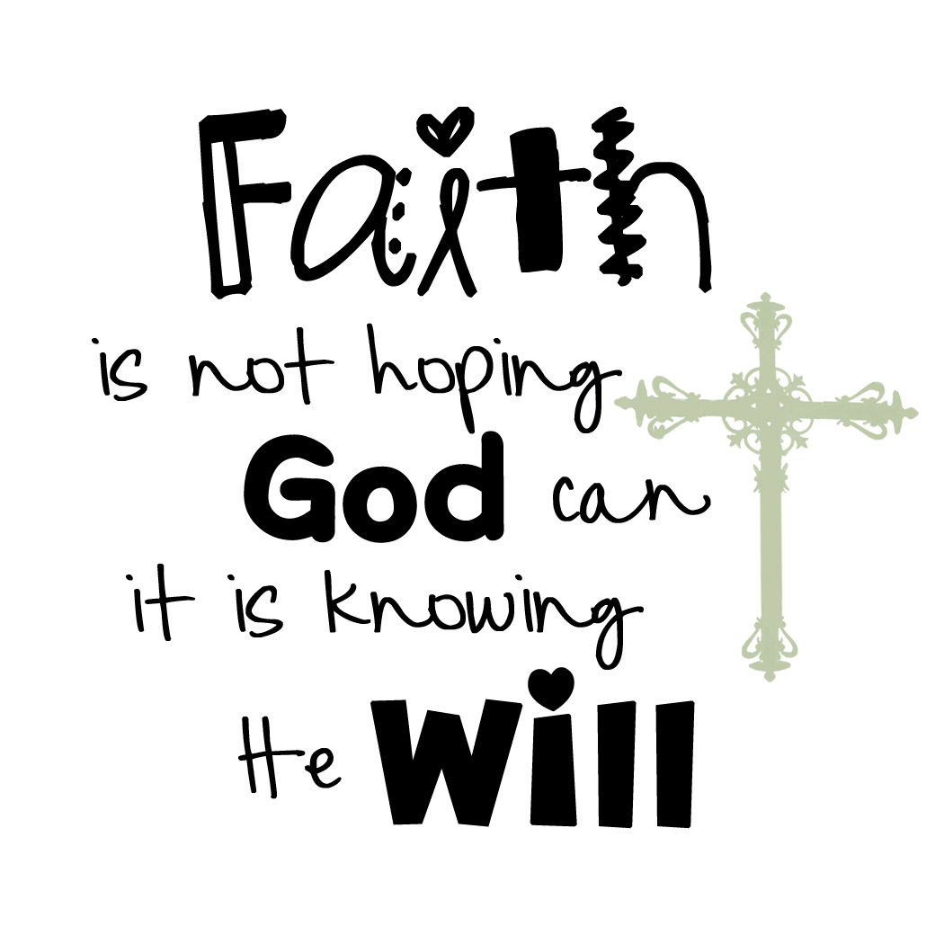 Faith clip art images clipart