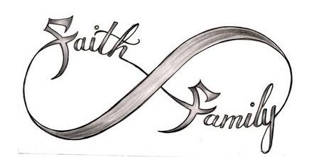 Faith tickets clip art