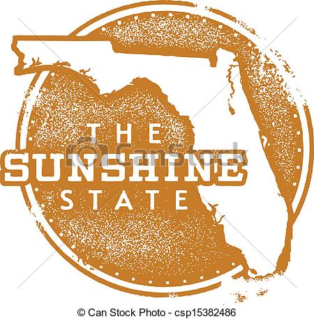 Free florida sunshine clipart