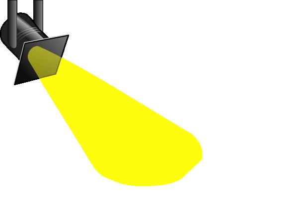Free spotlight clip art