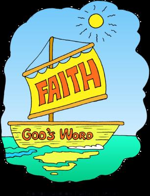 Image faith sail clip art