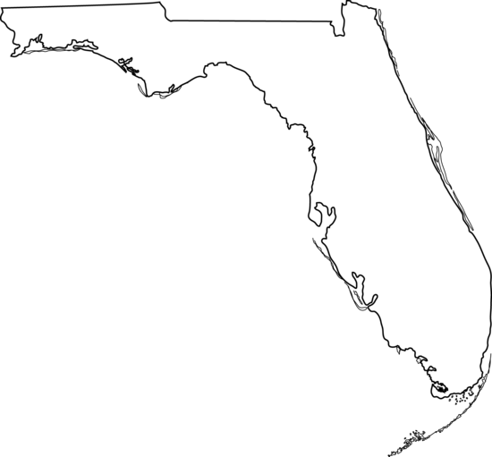 Image florida state clipart