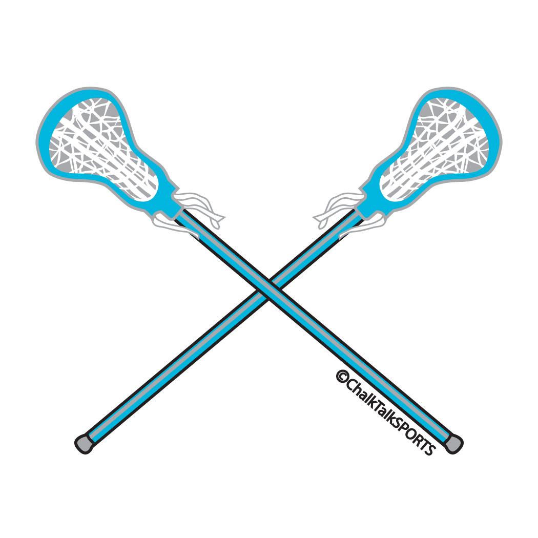 Lacrosse clipart 0